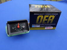 1964 impala ss parts new 1964 impala belair biscayne in dash clock oer parts 3843693 gm licensed fits