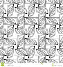 Pictures Of Line Designs Seamless Geometric Retro Line Design Pattern Stock