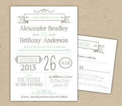 printable wedding invitations com
