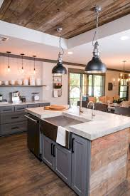 European Farmhouse Kitchen Design