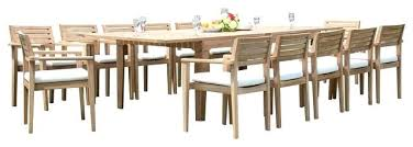 13 piece dining set the elegant and classic piece grand veranda dining set 13 piece dining set furniture