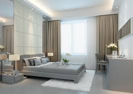 Modern Bedrooms Curtains