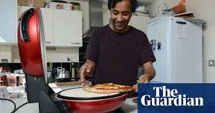 Einmal die woche eine große menge teig machen und dann im. Kitchen Gadgets Review The Pizza Oven All Mouth And Trousers Pizza The Guardian
