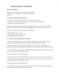 Resume Objective For Cashier Pohlazeniduse