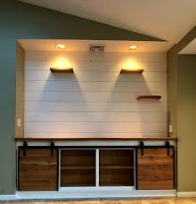 highest quality wall paneling on the market unlike shiplap our skiplap is tongue and groove on all 4 sides for a zero waste wall paneling that can be