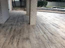 barn wood stamped concrete floors that look like cost patio floor calculator grain stamp with looks concrete stamped wood