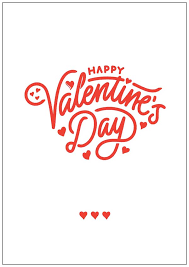Day Cards To Print Free Printable Valentines Day Cards Collection Of S Day