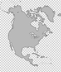 North And South America Blank Map North Carolina South America Blank Map U S State Png