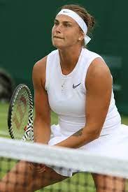 Aryna Sabalenka career statistics - Wikipedia