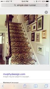 Erin Gates, Stairs, Design. Beautiful stair runner