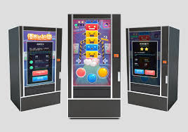 Game Vending Machine Amazing Intelligent Vending Machine Interactive Game 48 Rices Limited