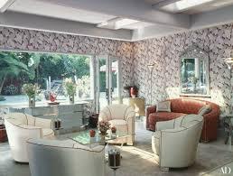 Barbra Streisand Interior Design Inside Barbra Streisands House In Malibu Architectural Digest