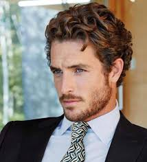 Handsome Henry In The Silks Curly Hair Men Curly Hair Cuts