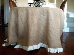 round burlap tablecloth round burlap tablecloths whole burlap round tablecloth 108