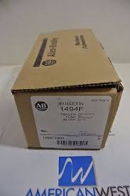 new in box allen bradley 1494f fs30 trailer fuse block 30a new in box allen bradley 1494f fs30 trailer fuse block 30a disconnect ser d 3
