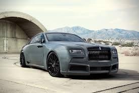 The Rolls Royce Wraith Overdose Is A Killer Custom Ride Maxim