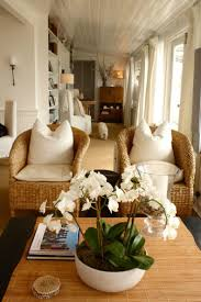 tropical design furniture. Tropical Living Room With Wicker And White Slipcover Furniture Also Rattan Chairs Design R