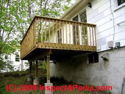Dimensional Lumber Span Chart Deck Span Tables For Deck Joists Deck Beams And Deck Flooring
