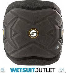 Details About Prolimit Type T Barloc Windsurf Waist Harness Black Gold Unisex