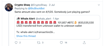 At 3.39am utc on 17 july, 2020, elliptic uncovered that 2.89 bitcoins, accounting for 22% of the funds obtained by the twitter hacker, were sent to an address that we strongly believe to be part of a wasabi wallet. Here Are The 5 Biggest Bitcoin Transactions In History Cryptovantage