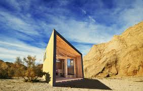 Contemporary Cabins Tiny Prefab Cabins In California Parks Tiny House Blog