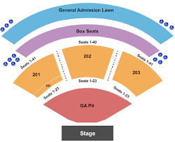 Vina Robles Seating Chart Lord Huron Shakey Graves Julia Jacklin Tickets At Vina