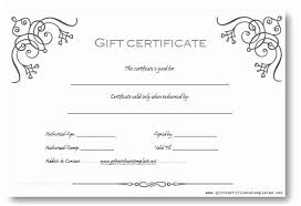 Gift Certificate Word Template Free Delectable Art Certificate Template Word Archives 48 Printable Music Certificate