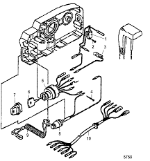 Mercury outboard kill switch wiring diagram merc ignition diagrams 3 mercury 30 2 cyl international 0n001875 thru 0n055504