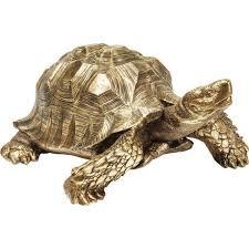 <b>Статуэтка Turtle</b> золотого цвета — купить по цене 124290 руб в ...
