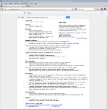 google resumes template google resumes