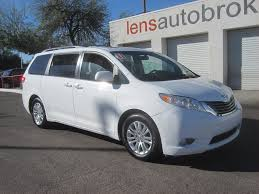 2011 Toyota Sienna XLE 7-Passenger Auto Access Seat for sale in ...