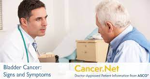 Being unable to urinate lower back pain on one side loss of appetite and weight loss Bladder Cancer Symptoms And Signs Cancer Net