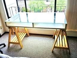 glass desk tops best 5 tips for glass table tops an intense solution for restaurants regarding glass desk tops