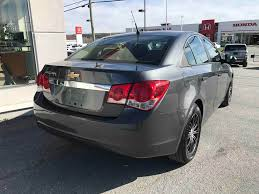 Used 2013 Chevrolet Cruze LS in St-Georges - Used inventory - Méga ...