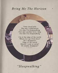 Bring Me The Horizon Quotes Best Bring Me The Horizon Bmth Bands Insecure Life Quotes Emotions
