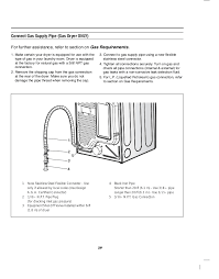 lg commercial front end dryer user manual 30