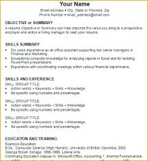 How To Make Resume For Job Cool Who To Make Resume Do You Need A Resume For Your First Job How Make