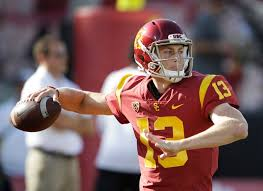 Usc 2018 Depth Chart Usc To Start New Qb Against Feisty Arizona State