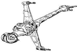Kleurplaten Star Wars 7 With Star Wars Schip Kleurplaat Beste