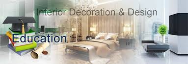 Interior Decoration And Design Courses