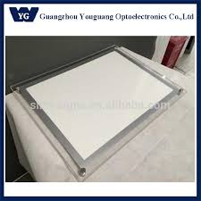 Led Light Box Display Stand Acrylic Light Box Display Stand StyleFree Standing Crystal Led 87