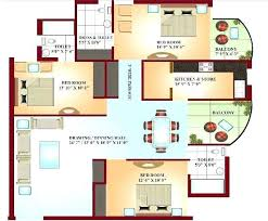 superb floor plans for apartments 3 bedroom decoration house indian style 3d full size