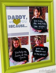 fathers day photo collage free