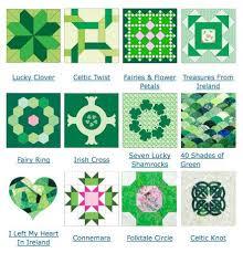 Friday Freebie: Irish Quilt Block Patterns | McCall's Quilting ... & Friday Freebie: Irish Quilt Block Patterns | McCall's Quilting Blog Adamdwight.com