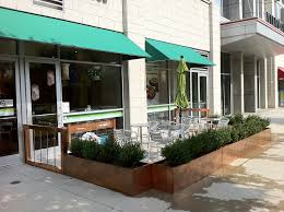 restaurant patio planters. Wonderful Patio Outdoor Copper Planter By Ryan Henderson In Restaurant Patio Planters C