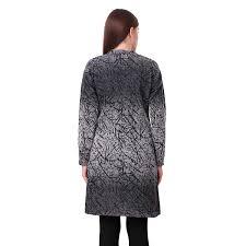 Collar Style Neck Design Buy Kiba Retail Winter Collection Solid Womens Kurti