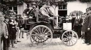 Resultado de imagen para imagenes de las primeras carreras de autos