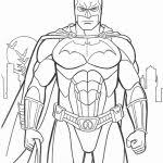 Justice League Coloring Pages Superman Batman Flash Green Latern