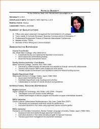 Resume Format Resume format for Abroad New 100 Updated Resume formats Resume 56