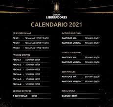 Sorteo, fechas y clubes del FPC en la Copa Libertadores 2021 - AS Colombia